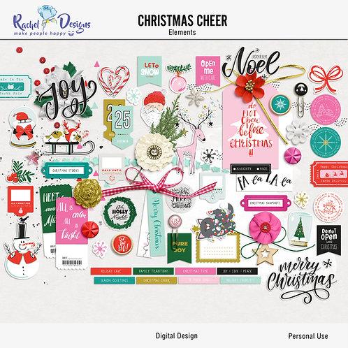 Christmas Cheer - Elements