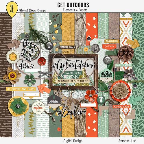 Get Outdoors Full Kit