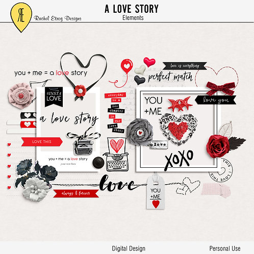 A Love Story - Elements