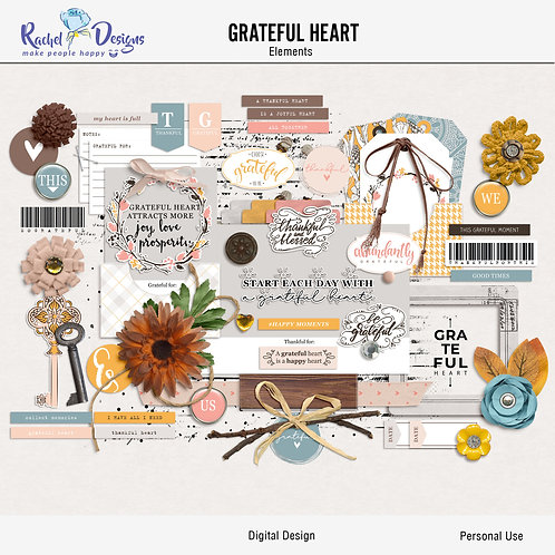Grateful Heart - Elements