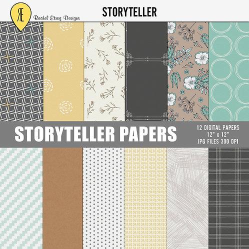 Storyteller - Papers