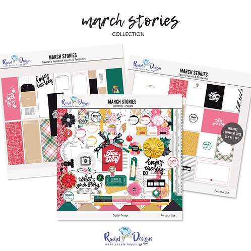 March Stories - Collection