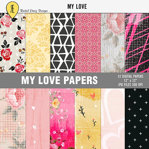 My Love Papers