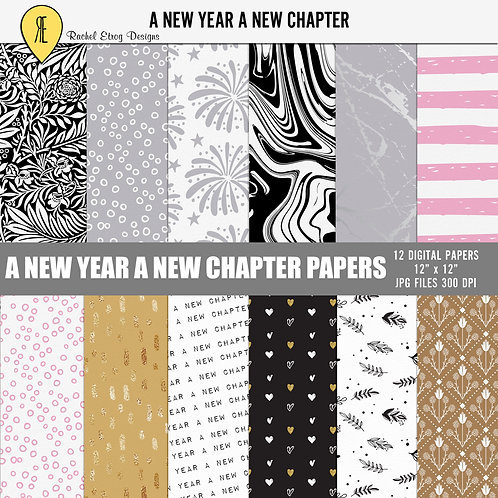 A New Year A New Chapter - Papers