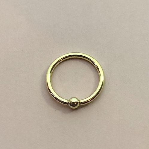 2,5mm ball closure ring