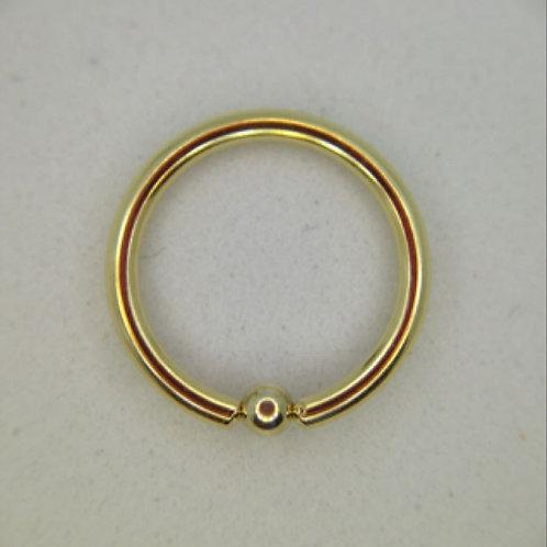 2mm ball closure ring