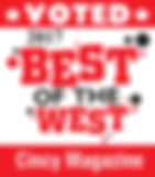 Voted best of the west
