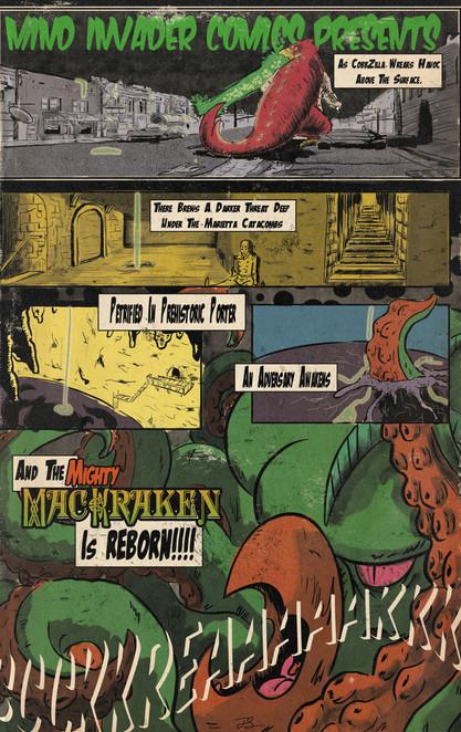 MacKraken Origin