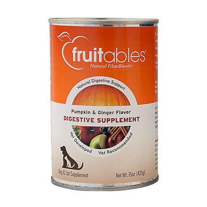 Fruitables Pumpkin Can