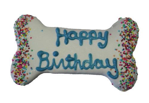 Birthday Bone Cookie (Hard)