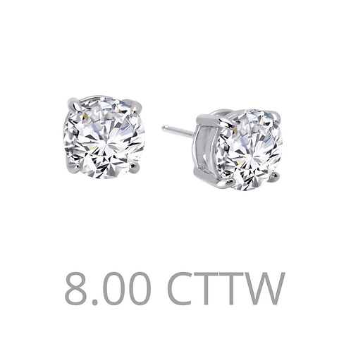 8ct Stud Earrings