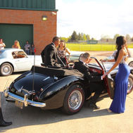 Reynolds High School Prom photo shoot, April 2015.