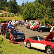 Austin Healey Club of Oregon