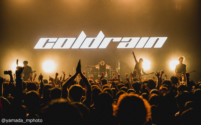 全球超人气LOUD ROCK代表乐队 coldrain Special Interview By LIVE HUNTER