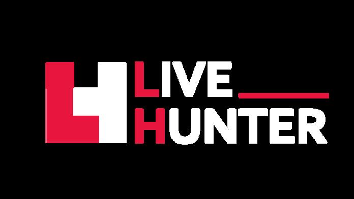 LIVE HUNTER START‼︎
