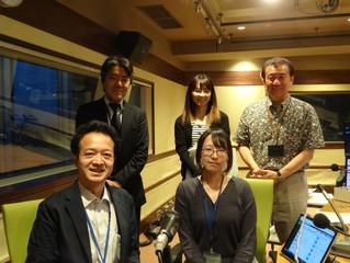 2019/5/16 NHK第1ラジオ Nらじ に出演しました