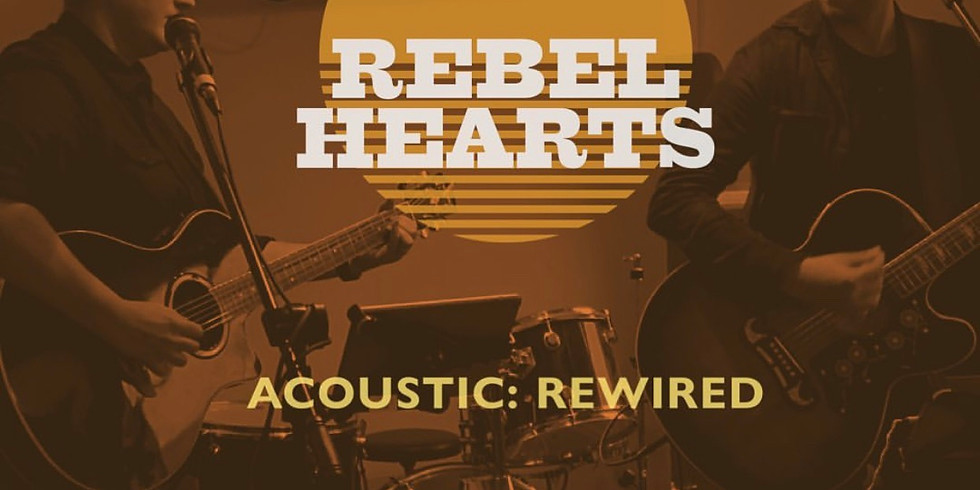 Live Music Rebel Hearts