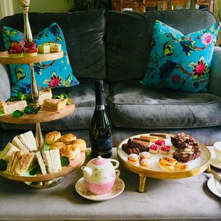 Afternoon tea catering Sussex
