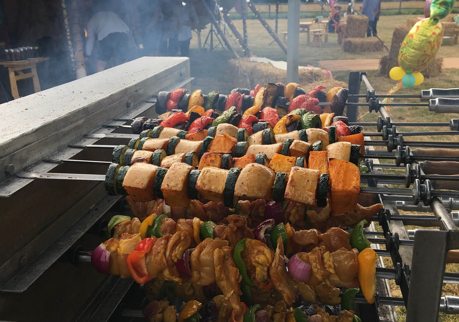 Churrasco caterers Hampshire