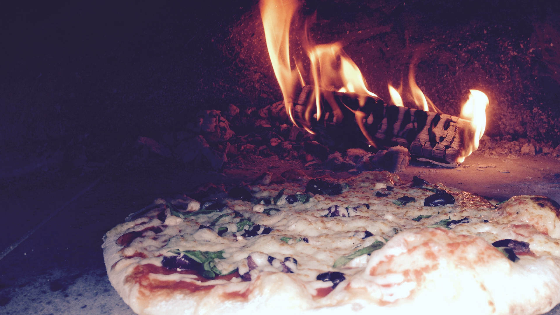 pizza caterers Hampshire