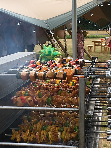 BBQ party caterers Surrey