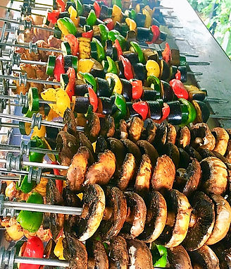barbecue caterers Sussex, Surrey, London
