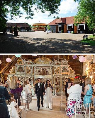 Preston Court wedding