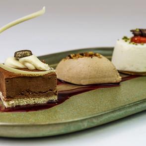 Spark catering desserts