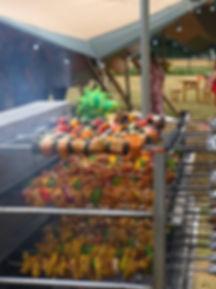 Brazilian churrasco bbq catering London & Surrey