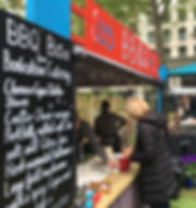 Street food cater London