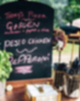 pizza caterers in Dorking
