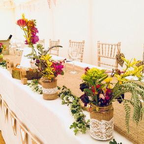 wedding catering West Sussex