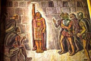 cajamarca atahualpa