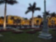 historic center capital of peru