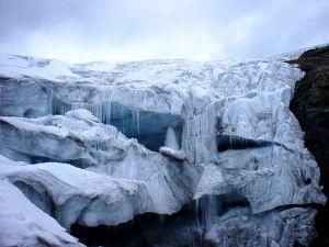 glacier cordillera white