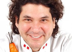 mediatic peruvian chef