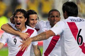 peruvian football team