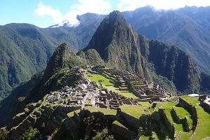 la citadelle perdue des Incas