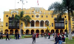 edifice municipal de la capitale