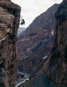 le canyon le plus profond du monde