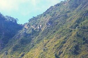 arrival inca trail