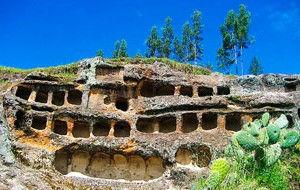 cemetery pre inca