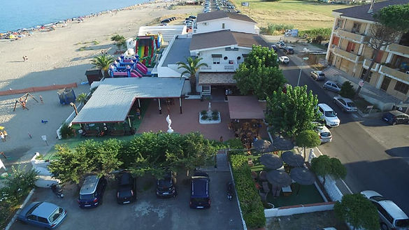 Vista Panoramica Hotel Ranch Cirò Marina
