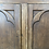Thumbnail: Glass fronted gothic style dresser