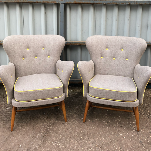 Ercol Windsor tub chairs