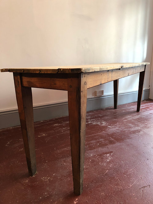"""7ft 5"""" factory table"""
