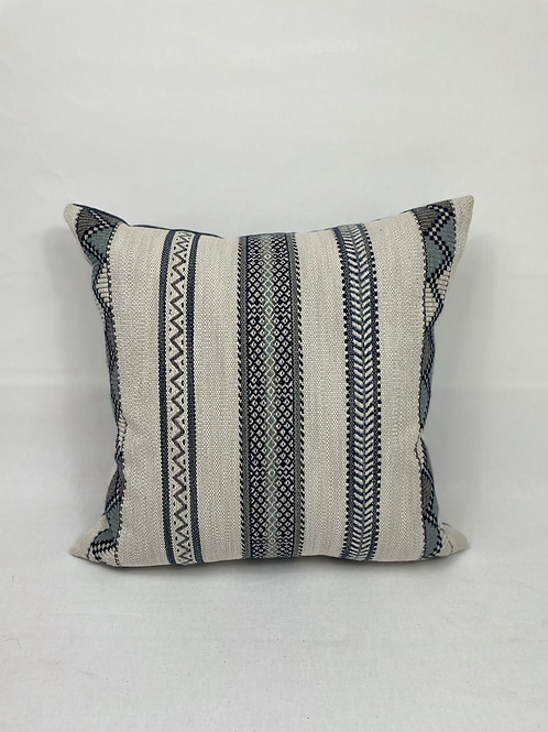 Kilim Aztec woven scatter cushions