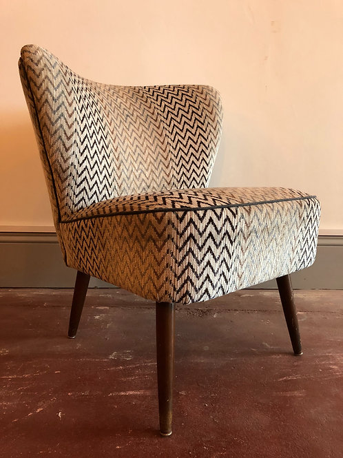 1950's Bartholomew cocktail chair