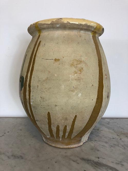 Large biot / olive pot