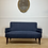 Thumbnail:  Newly re-upholstered late 19th Century 2 seat sofa